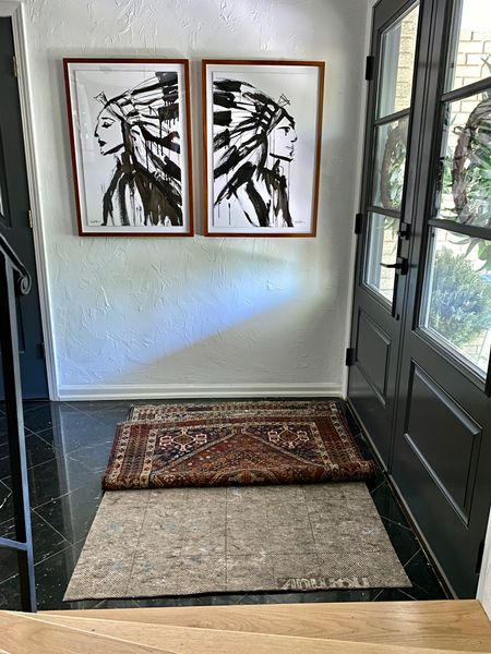 My favorite rug pad.  #LTKunder50 #LTKunder100 #LTKhome