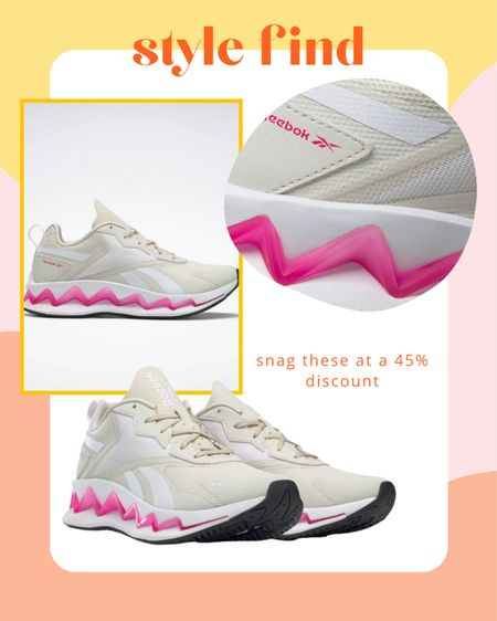 How cute are these athletic sneakers!? I just got them in the mail and they are so comfy! True to size.   #LTKshoecrush #LTKsalealert #LTKunder100