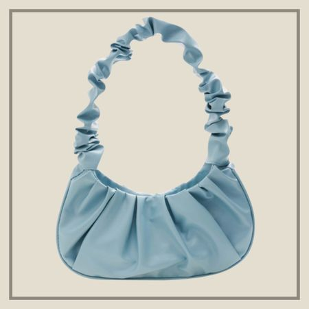 Ruched shoulder bag purse   #LTKunder50 #LTKitbag #LTKstyletip