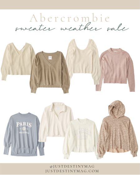 Still taking advantage of the LTK Early Gifting sale! Abercrombie cozy sweaters are going FAST!! Click below to shop my favorites!   #LTKDay #LTKSale #LTKGiftGuide