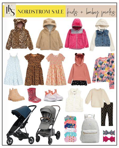 nordstrom sale kids + baby picks 💗