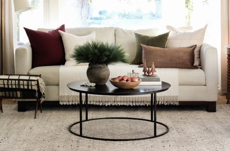 Transition your coffee table from fall to Christmas easily! http://liketk.it/2GWTr @liketoknow.it #liketkit