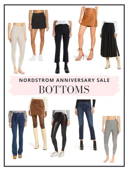 The Nordstrom Anniversay Sale is now open to all cardholders! Here are our top picks for bottoms, including jeans, skirts, and leggings. http://liketk.it/3jRAy #liketkit @liketoknow.it #LTKsalealert #LTKunder100