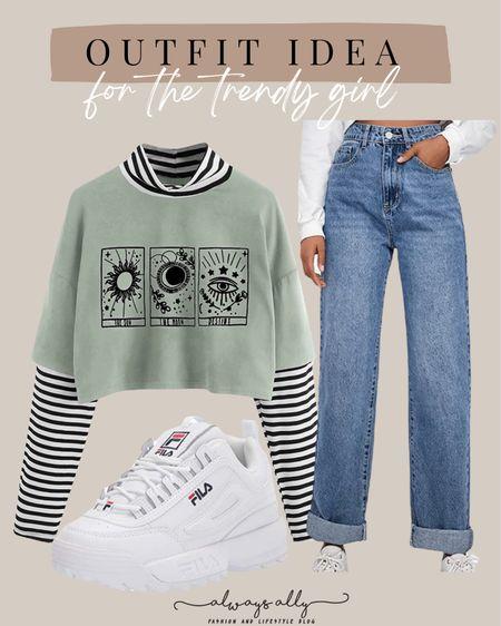 Amazon fashion for the trendy girl   #LTKunder50 #LTKstyletip #LTKSeasonal