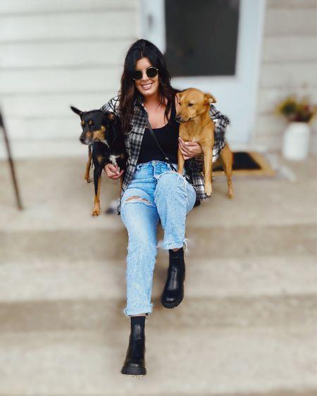 Dog Mama 🥰  #LTKunder100 #LTKshoecrush #LTKsalealert