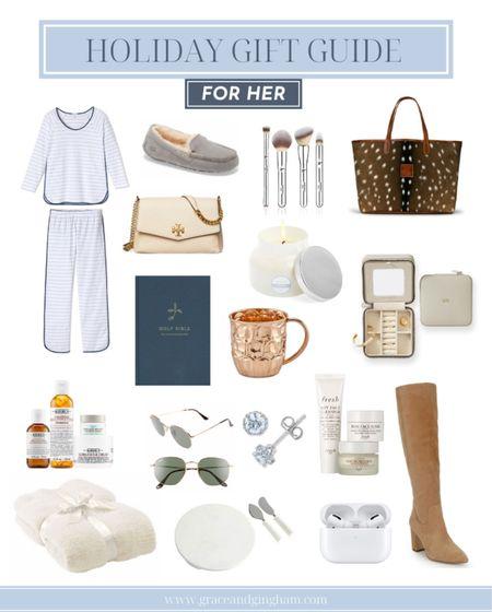 Holiday gift guide for her! ✨  #LTKsalealert #LTKbeauty #LTKgiftspo