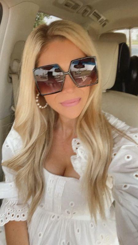 Love these new sunglasses!   #LTKstyletip #LTKSeasonal #LTKbeauty