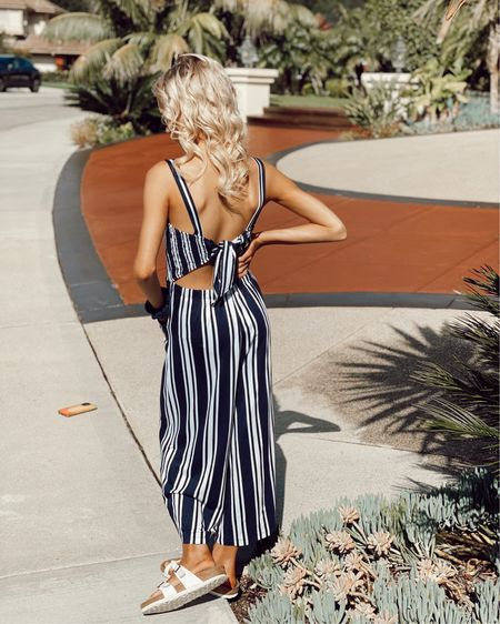 Such a cozy romper and the back, I mean come on! http://liketk.it/2Myu7 #liketkit @liketoknow.it