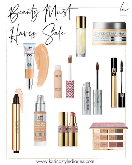 Lots of beauty sales happening today with MY FAVORITE PRODUCTS! Copy promo codes for different brands! Fall makeup   #LTKbeauty #LTKSale #LTKunder50
