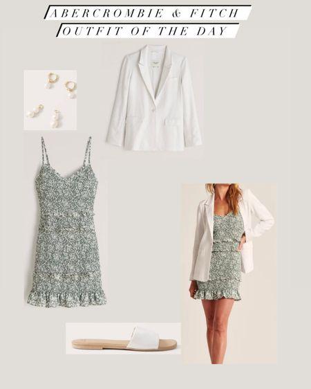 Abercrombie & Fitch outfit of the day. Perfect for a summer date! http://liketk.it/3fX5C #liketkit @liketoknow.it #LTKsalealert #LTKstyletip #LTKbeauty