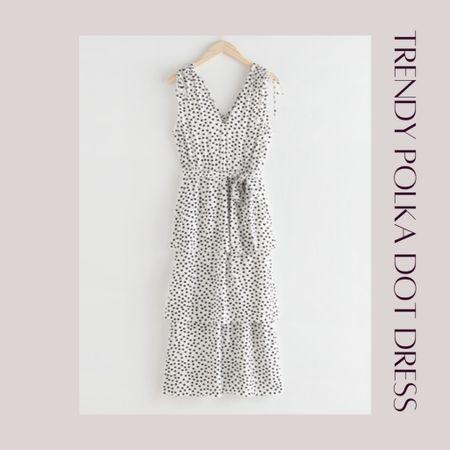 Polka dot dress 👗 @liketoknow.it #liketkit http://liketk.it/3eEBL You can instantly shop all of my looks by following me on the LIKEtoKNOW.it shopping app #LTKfit #LTKworkwear #LTKstyletip @liketoknow.it.brasil @liketoknow.it.family @liketoknow.it.europe #polkadot #dress #canadafashion #fashion #trend