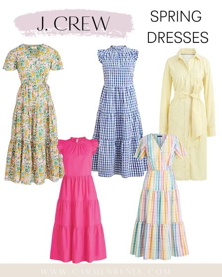 J. CREW dresses! Shop my daily looks by following me on the LIKEtoKNOW.it shopping app @liketoknow.it.family #LTKSpringSale #LTKsalealert #LTKstyletip http://liketk.it/3buGE #liketkit @liketoknow.it