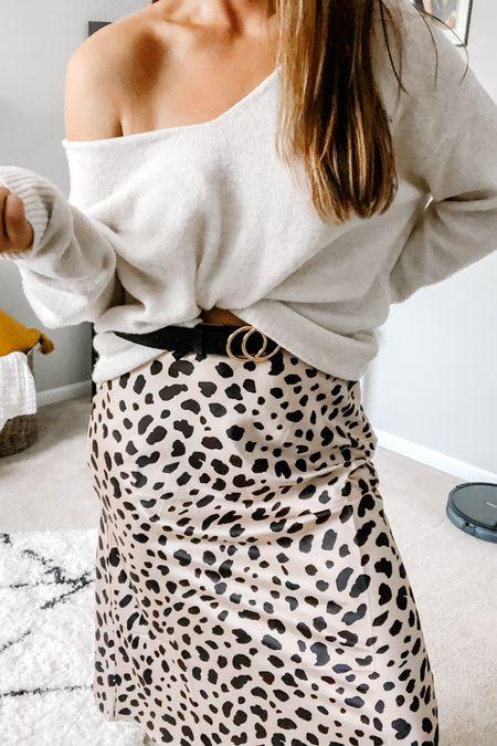 One of my favorite ways to style a cheetah print skirt! http://liketk.it/2QYLm #liketkit @liketoknow.it #LTKspring #LTKstyletip #LTKworkwear