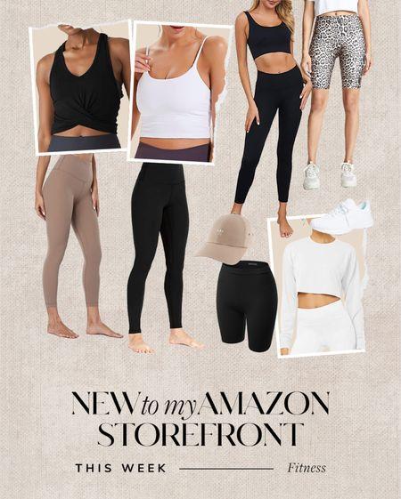 Amazon fitness and activewear #amazon #fitness  #LTKunder50 #LTKunder100
