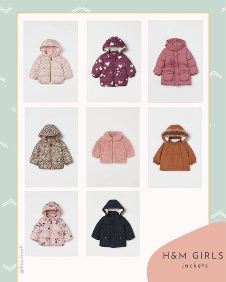 Toddler girl winter jackets!   #LTKkids #LTKfamily