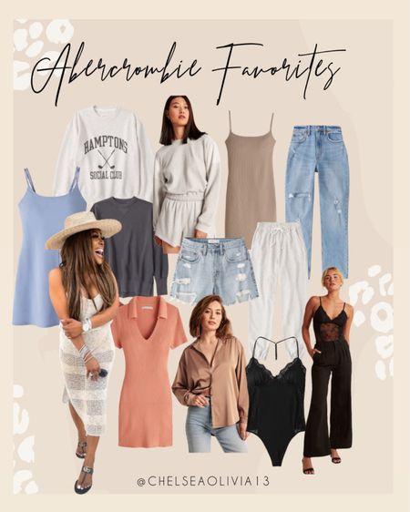 Abercrombie sale ends today @liketoknow.it http://liketk.it/3j4Jz #liketkit #LTKunder50 #LTKunder100 #LTKsalealert  Jeans, sweatshirt, shorts, tennis dresses, golf dresses, bodysuit,  jean short, sweatpants