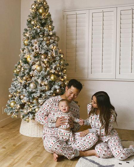 Matching family pajamas http://liketk.it/2Hnu5 #liketkit @liketoknow.it #LTKholidaystyle #LTKfamily #LTKholidayathome