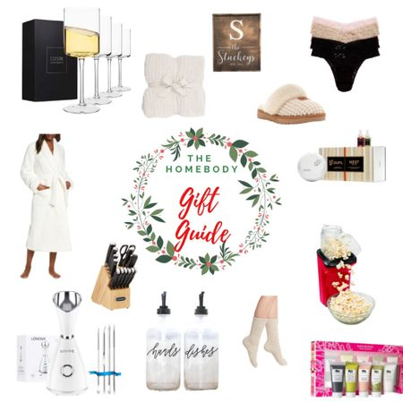 Holiday gift guide for The Homebody in your life! http://liketk.it/31m7F #liketkit @liketoknow.it #LTKgiftspo #StayHomeWithLTK #LTKhome