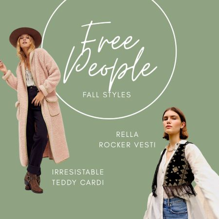 New Free People Fall Style // 90's grunge // thermal // queen // boho style // bohemian // teddi // rocker fringe vest// http://liketk.it/2XOhp urban // eclectic // formal boho http://liketk.it/2XOgZ #liketkit @liketoknow.it #LTKwedding #LTKstyletip #StayHomeWithLTK @liketoknow.it.brasil @liketoknow.it.europe @liketoknow.it.family @liketoknow.it.home Shop your screenshot of this pic with the LIKEtoKNOW.it shopping app