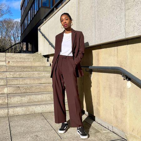 The ultimate brown suit 🤎 http://liketk.it/3aENy #LTKSpringSale #LTKeurope #LTKstyletip #liketkit @liketoknow.it.europe You can instantly shop my looks by following me on the LIKEtoKNOW.it shopping app @liketoknow.it