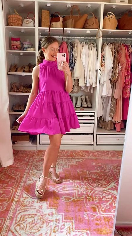 CODE: use KATE15 for 15% off June 4-6  Dress // size small