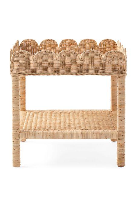 love this table for a bar cart   #LTKwedding #LTKhome #LTKstyletip