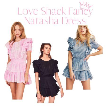 The LoveShackFancy Natasha dress is EVERYTHING!   #LTKfit #LTKstyletip #LTKcurves