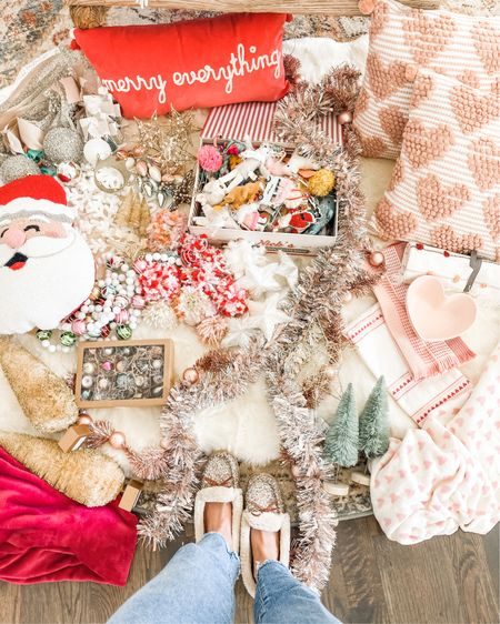 Goodbye Christmas. Hello Valentine's Day decor! Sharing some of my favorite Valentine's Day finds from target! So many cute things!! http://liketk.it/34IZE #liketkit @liketoknow.it #StayHomeWithLTK #LTKhome #LTKunder50