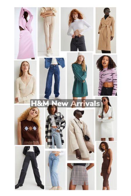 H&M New Arrivals  Fall outfits  #LTKunder100 #LTKstyletip #LTKworkwear