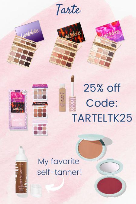 #LTKDay  Tarte Picks   http://liketk.it/3hmvv #liketkit @liketoknow.it #LTKsalealert #LTKbeauty