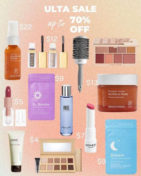 Ulta sale - up to 70% off   #LTKbeauty #LTKsalealert