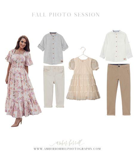 Photo session outfits   #LTKSeasonal #LTKfamily #LTKstyletip