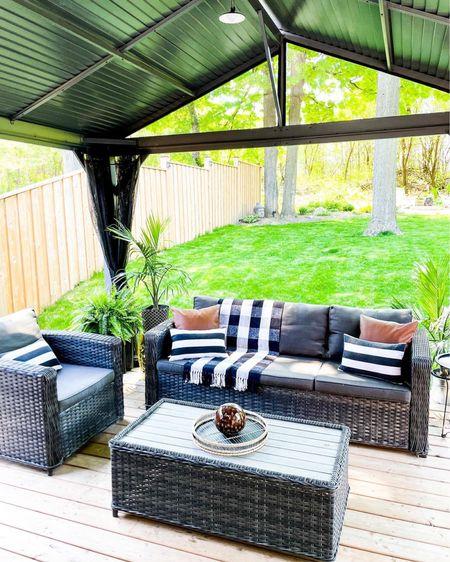 http://liketk.it/3gsDu #liketkit @liketoknow.it #LTKhome #LTKstyletip  Shop my back patio look!  #backpatio #outdoordecor #outdoorstyle #outdoorliving #outdoordecorating #outdoorstyle #neutralhome #neutralhomestyle #patioliving #patiostyling #patiodecor