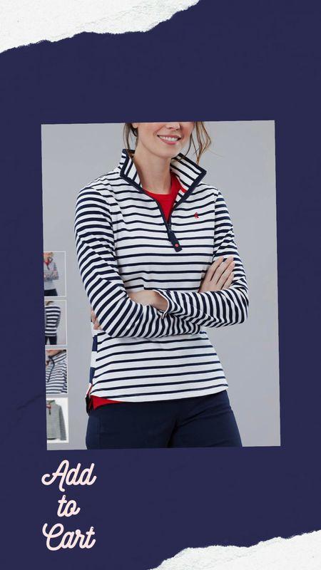 Navy and White Stripes Nautical Joules Spring  #LTKfamily #LTKSeasonal #LTKsalealert