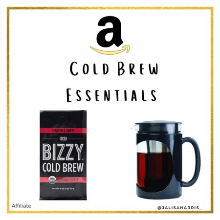If your looking to start brewing your own cold brew this starter pack is must. #LTKsalealert #LTKhome #LTKfamily #coldbrew #liketkit @liketoknow.it @liketoknow.it.home @liketoknow.it.family http://liketk.it/3iANJ