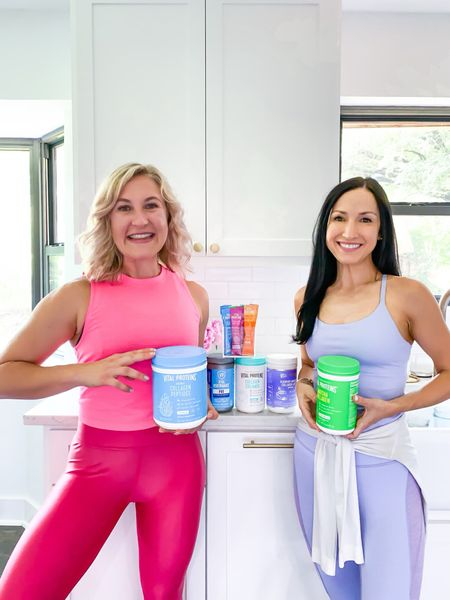 DUO GLOW GIVEAWAY!!💖 Enter for a chance to win a @vitalproteins prize pack, featuring our favorites unflavored collagen peptides + matcha collagen, plus a pack of the best coffee ☕️ blend   The #DallasDuo is all work hard, play hard this season! Catch us @whole30recipes on Saturday AND Sunday, sharing and learning 📚 @whole30 virtual summit, all while planning our #SeptemberWhole30 kicking off 9/6; more details Whole30DallasDuo.com!   To Enter: 👉🏼 LIKE this post 👉🏼 FOLLOW: @loubiesandlulu @whitnessnutrition @vitalproteins 👉🏼 TAG your work hard, play hard duo in crime! 💖Bonus entry: Comment with your fave way to use collagen!  One tag per comment please, but you can tag as many friends as you'd like! Ends Sunday, 8/14 at 10pm CST.   🌟Good luck!!🌟 US entries only. This giveaway is in no way endorsed or sponsored by Instagram. #collagen #whole30dallasduo #dallasduo #whole30coach #matcha #smoothie #coffee #vitalinfluencer #vitalproteins  #LTKbeauty #LTKfit