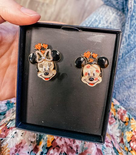 Disney park ready now that I have these adorable earrings from Baublebar!   #LTKstyletip #LTKsalealert #LTKunder50