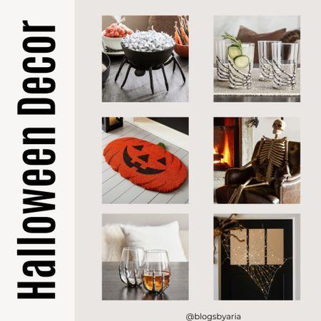 Halloween decor and entertaining   #LTKhome #LTKSeasonal