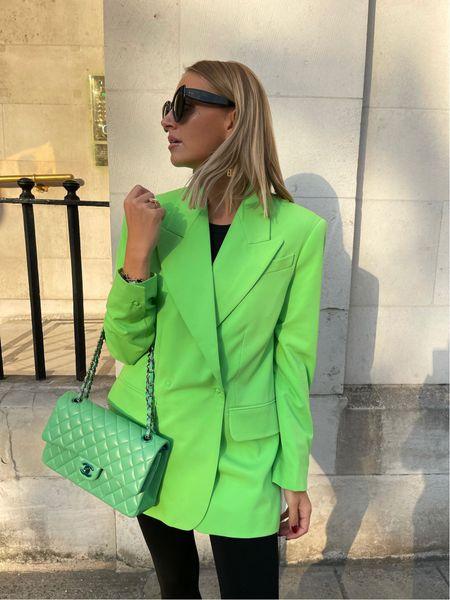 Green trend   #LTKeurope #LTKSeasonal #LTKstyletip
