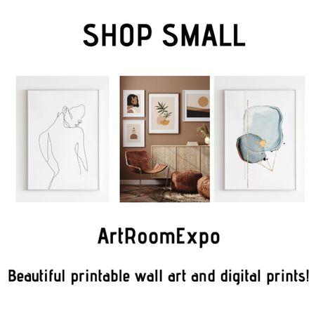 Shop small! Beautiful printable wall art and & digital prints! http://liketk.it/32GP5 #liketkit @liketoknow.it #StayHomeWithLTK #LTKhome #LTKunder50