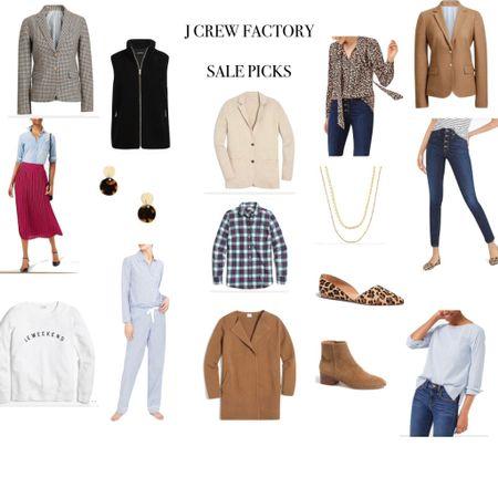 J crew Factory Sale picks!  50% OFF everything + 20% off with JCF rewards!  http://liketk.it/2EAKo #liketkit @liketoknow.it  Fall outfits / teacher outfits / #LTKsalealert #LTKshoecrush #LTKworkwear #LTKstyletip #LTKunder100 #LTKunder50
