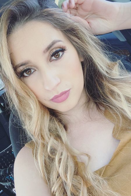 Makeup - Morphe lip crayon, Charlotte Tillbury powder and foundation and Chiffon lashes http://liketk.it/3dIoG #liketkit @liketoknow.it