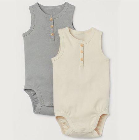 neutral H&M baby   #LTKbaby #LTKunder50