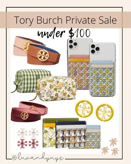 Tory Burch Private sale. Picks under $100.   #LTKitbag #LTKsalealert #LTKunder100