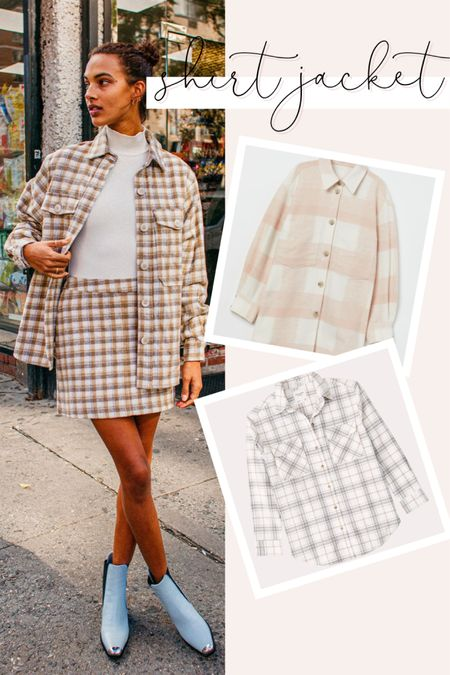 Rounding up the best shirt jackets aka shackets for fall!   #LTKunder100 #LTKstyletip
