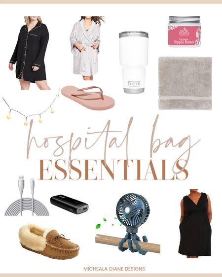 Hospital Bag essentials. Must have items for your hospital bag. Items I actually used in my hospital bag. http://liketk.it/3cLH6 #liketkit @liketoknow.it #LTKbaby #LTKbump #LTKfamily @liketoknow.it.family