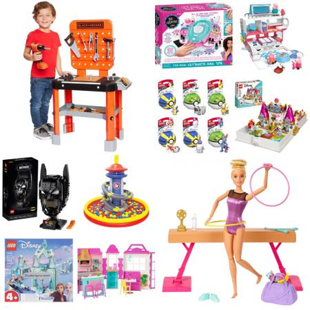 Holiday gift ideas for kids under $50! Toys and activities for both boys and girls.   #LTKunder50 #LTKGiftGuide #LTKHoliday