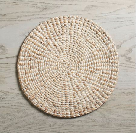 Round placemats     #LTKhome