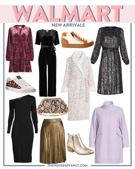 So many great new arrivals from Walmart right now! Perfect for this holiday season!   #LTKHoliday #LTKunder50 #LTKstyletip