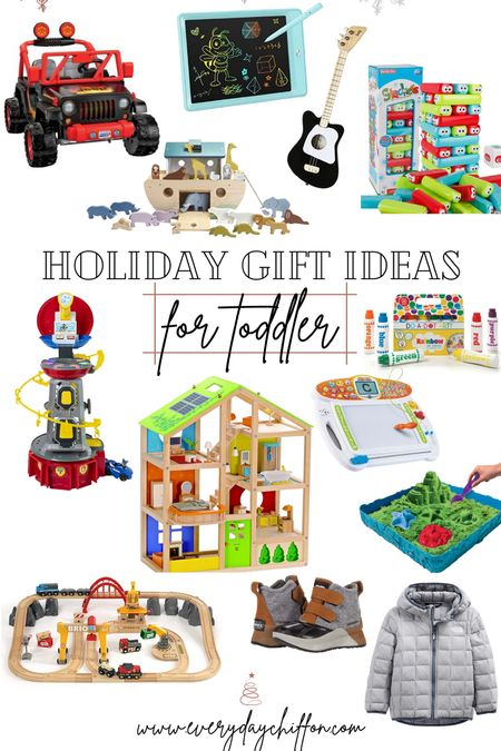 Toddler gift ideas, gifts for toddlers, gifts for toddler, paw patrol tower, wood toys, toddler toys, toddler boots, toddler coat, 3 year old toys, toys for 3 year olds, holiday gift guide, gift guides, Christmas gifts Amazon finds, target finds   #LTKHoliday #LTKkids #LTKGiftGuide